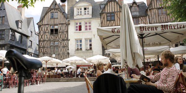 vieux centre ville de Tours