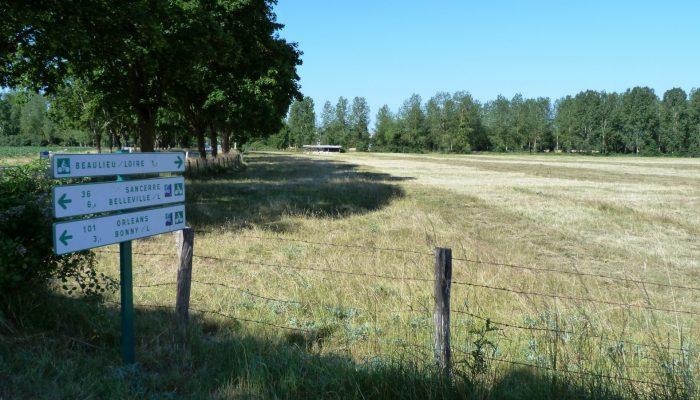 Camping Le Martinet - Briare-le-canal