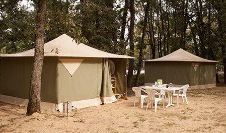 camping et base de loisirs du Lac de Malagué