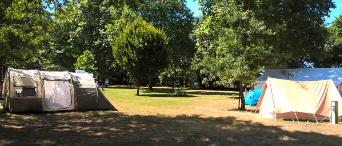 Camping les Portes de la Loire
