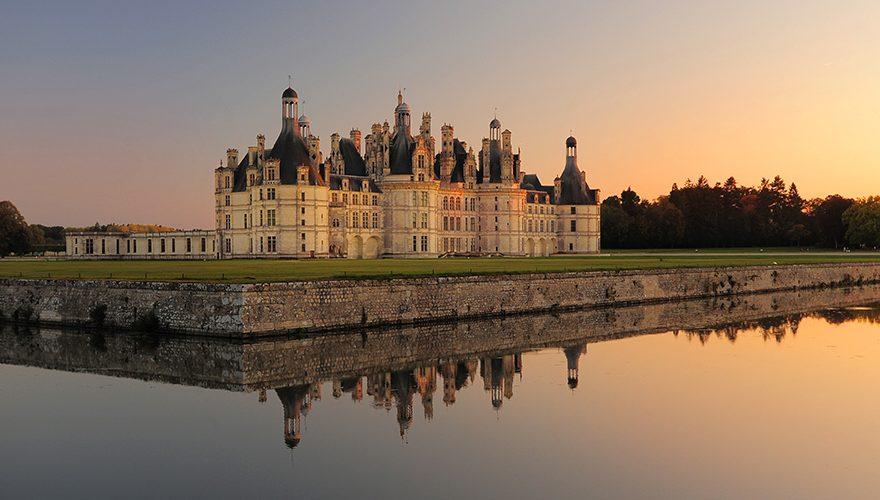 Château de Chambord (Crédit : Léonard de Serres)