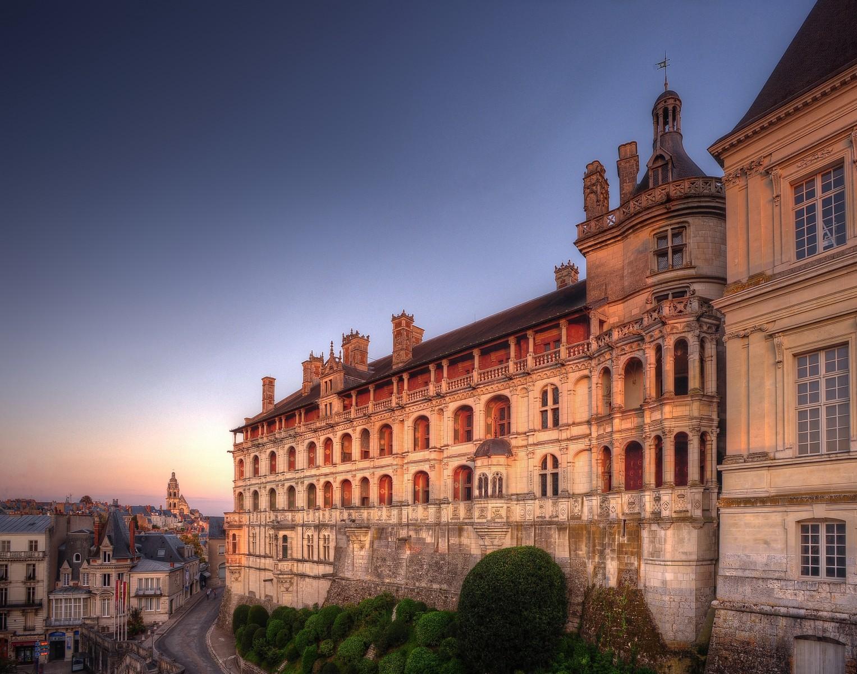 Blois (Crédit : Léonard de Serres, Blois Chambord)