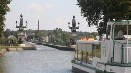 Pont-canal de Briare le Canal