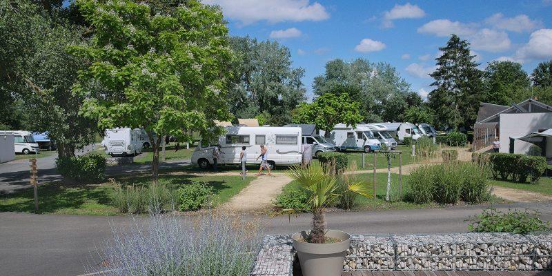 Entrée Camping TVDL