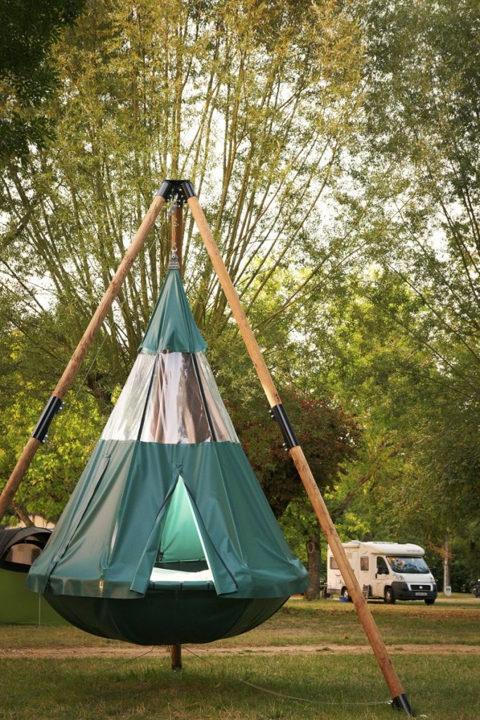 Camping Le Sabot - Azay-le-Rideau (37) - OnlyCamp