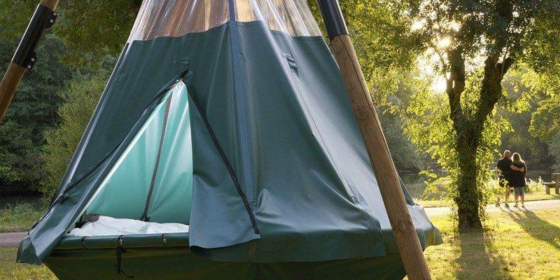 Camping le Sabot Nid d'oiseau