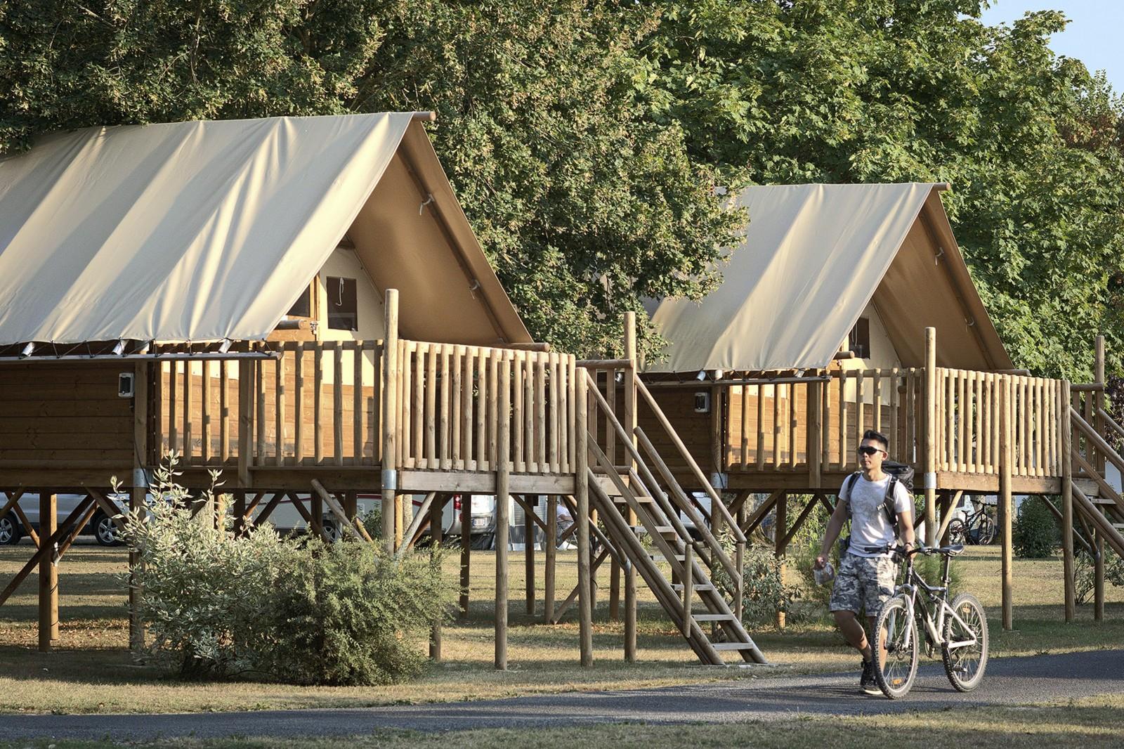 Camping Bléré