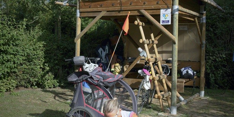 Tente Bivouac Camping Savonnieres