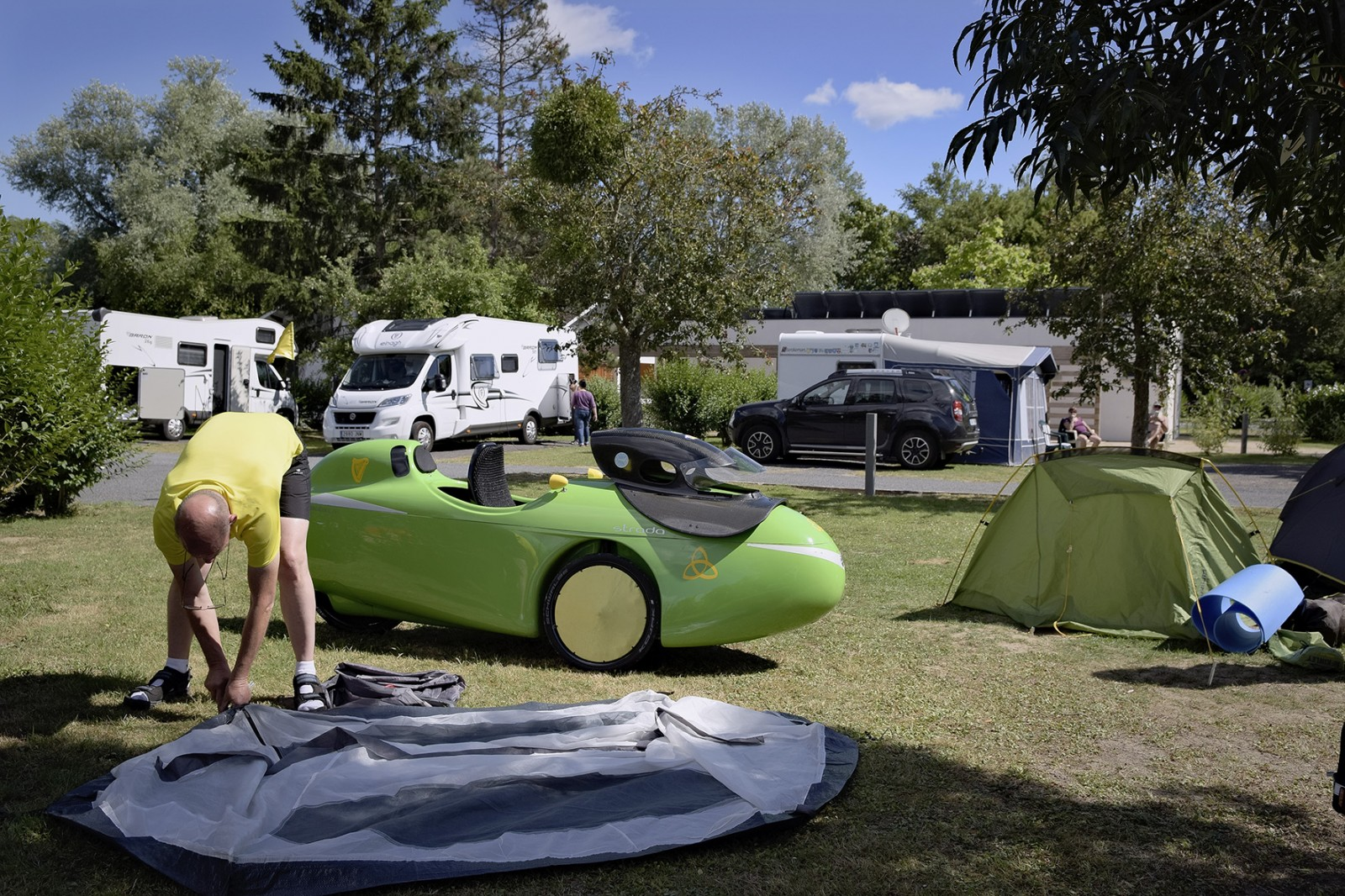 Camping St avertin
