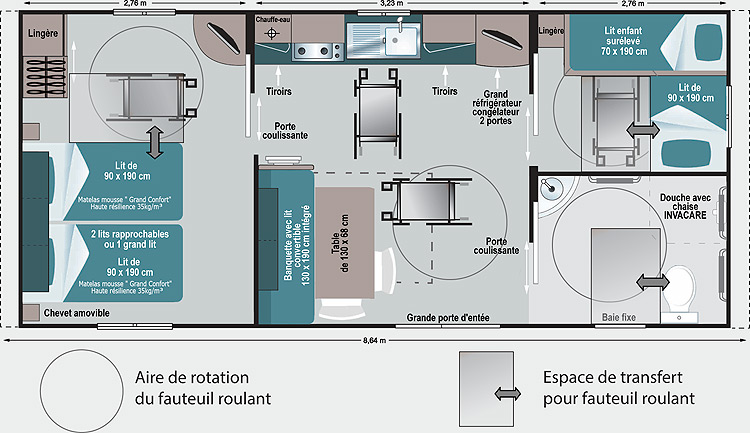 CAMP_mobil-home_tuileries_plan