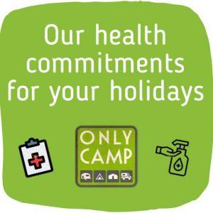 Nos engagements sanitaires pour vos vacances GB